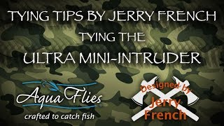Jerry French's Ultra Mini-Intruder