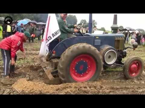 Tractor Pulling - Ursus C-45 & Lanz Bulldog - Wilkowice 2016