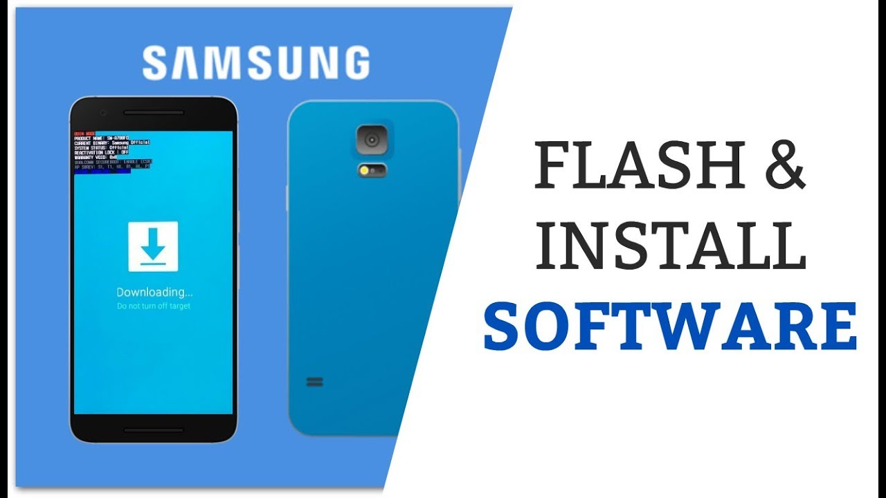 Samsung galaxy s5: set phone to download software update via.