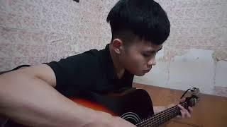 Quên Em Trong Từng Cơn Đau ( Guitar Cover ) - Henry Cường