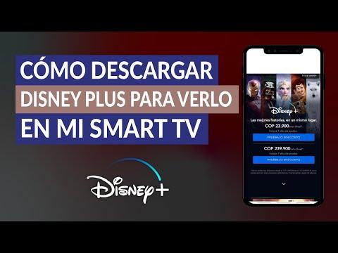 Cómo Descargar y Activar Disney Plus para Verlo en mi Smart Tv o en Movistar