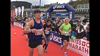 Swiss City Marathon Lucerne Oct, 29th, 2017 Highlights Roberto Meier