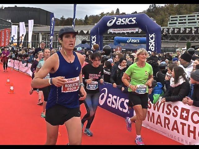 Swiss City Marathon Lucerne Oct, 29th, 2017 Highlights Roberto Meier