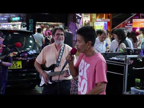 Don't Be Cruel佛跳牆 + More than I can say + One way ticket -- Ah Lam & Simon -- Lambent樂隊170819 CN