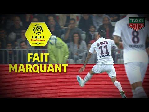 L'impossible but de Di Maria contre Nice! 10ème journée Ligue 1 Conforama / 2019-20