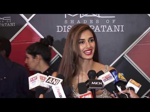 Disha Patani H0T In Full Open Dress At Beauty Product Launch thumbnail