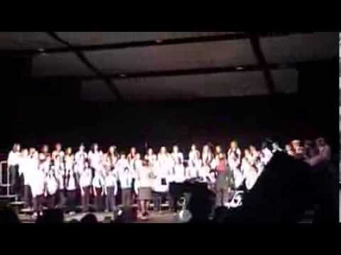 SAGE VALLEY MIDDLE SCHOOL CHOIR