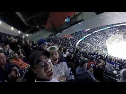 Go Pro: Toronto Maple Leafs (Air Canada Centre)