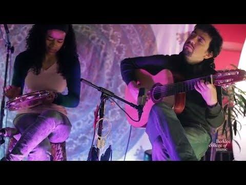 "ChoroBop, ""Vou Vivendo"" - Live at Berklee College of Music"