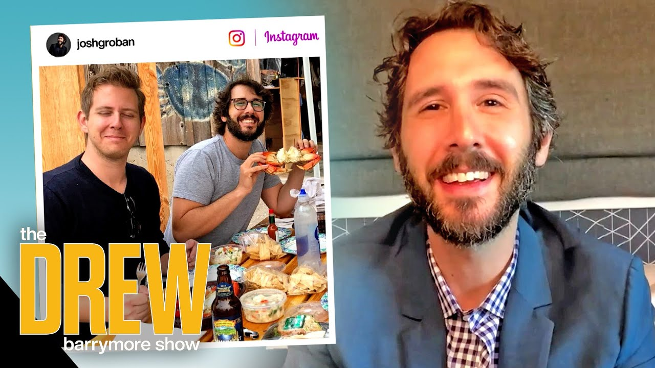 Josh Groban on Sharing a Non-Twin B-Day with His Brother, His Dream Song Covers