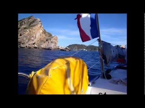 plongée au pain de sucre St Barthelémy janvier 2012 raie léopard requin barracuda