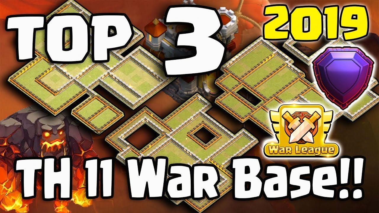 Base War Th 11 China 7