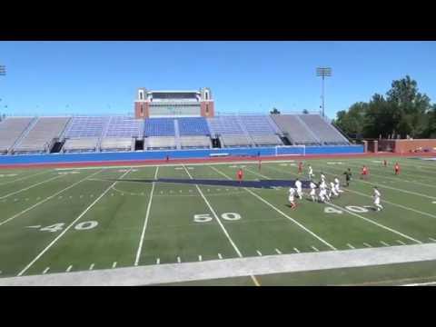 Game 1: U14 Academy