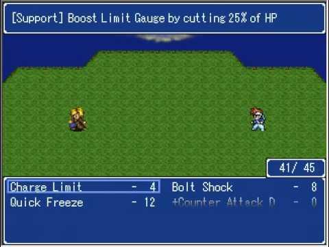 RPG Maker 2003 - Alex vs Garlyle v.2 |