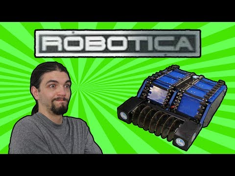 Speaking Of Shenanigans! - Robotica LIVE REVIEW S2 E5