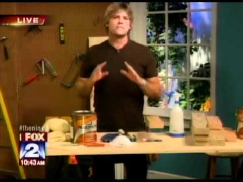 Eric Stromer 's tips for DIY projects - YouTube