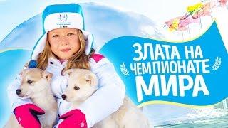 ВЛОГ: Чемпионат мира глазами самого юного посла Зимней Универсиады 2019!