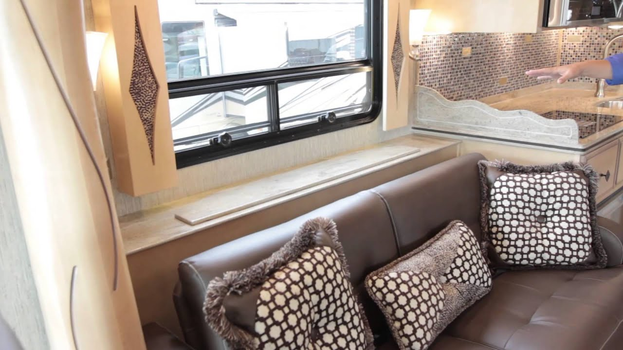 2016 Newmar London Aire Luxury Motor Coach Youtube