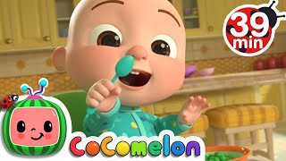 Yes Yes Vegetable Song + More Nursery Rhymes \u0026 Kids Songs - CoComelon