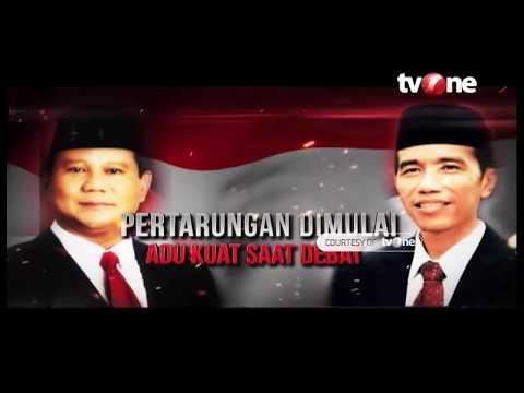 Debat Pilpres 2019: 'El Clasico' Jokowi & Prabowo Mp3