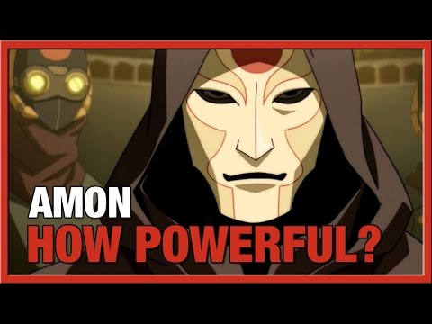 Geek Talk | How Powerful is Amon? (ft. Turk Magerk)