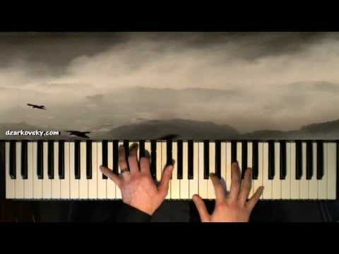 Е. Крылатов - Прекрасное далеко - кавер (пианино)