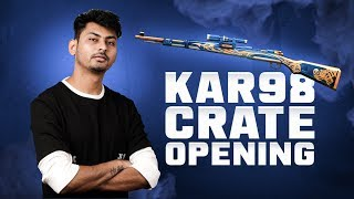 PUBG MOBILE LIVE WITH DYNAMO | KAR98 CRATE OPENING LIVE & NEW MAP ACTION