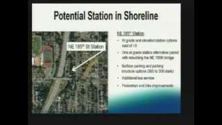 Light Rail Station Area Planning Community Meeting Part 1 5/22/2013