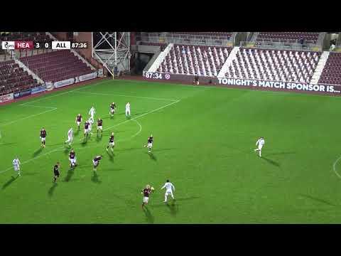 Hearts Alloa Goals And Highlights