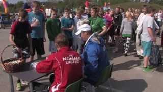 Aruküla Põhikooli spordipäev Kanteri ja Poomiga