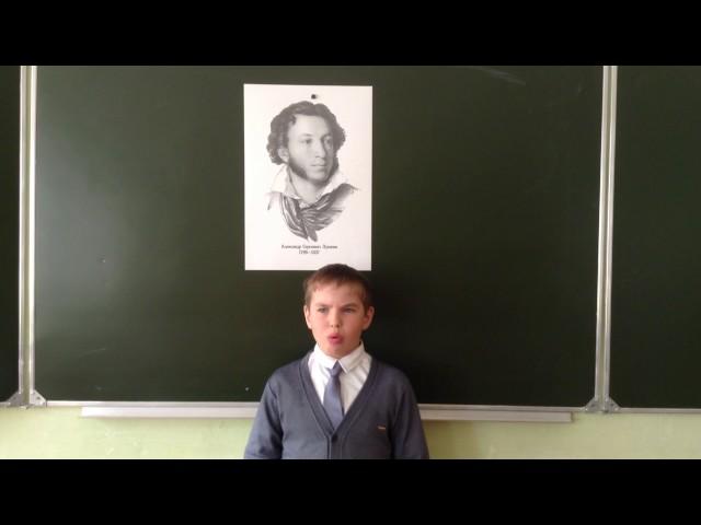 Изображение предпросмотра прочтения – АндрейЖелудков читает произведение «Зимний вечер» А.С.Пушкина