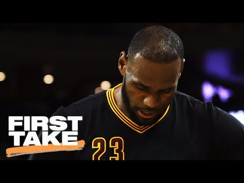 Download Youtube: Does LeBron James Get A Pass If Cavaliers Lose NBA Finals? | First Take | June 7, 2017