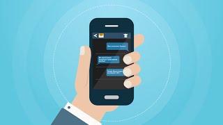 видео СМС рассылка через интернет по клиентской