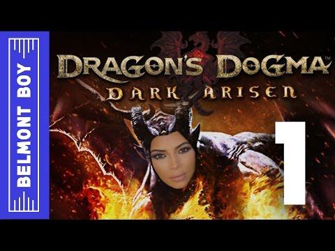 Modded Dragon's Dogma Dark Arisen Part 1 - Resonant ENB, Texture Mods, and More