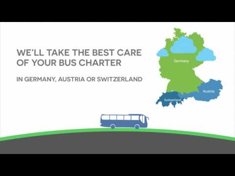 Bus Rental in Frankfurt, Munich, Zurich, Vienna, Paris - BCS GmbH