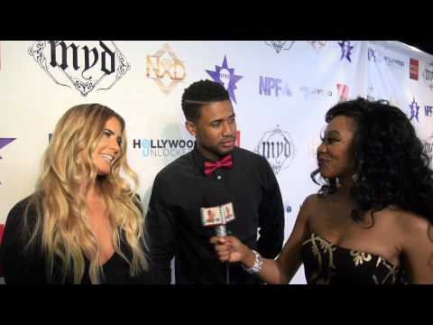 AOGUSTINA  ANDRUS POOLE  8TH ANNUAL MANIFEST YOUR DESTINY TOY DRIVE  FOXY TV