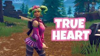 Fortnite True Heart Remix: A Love Story