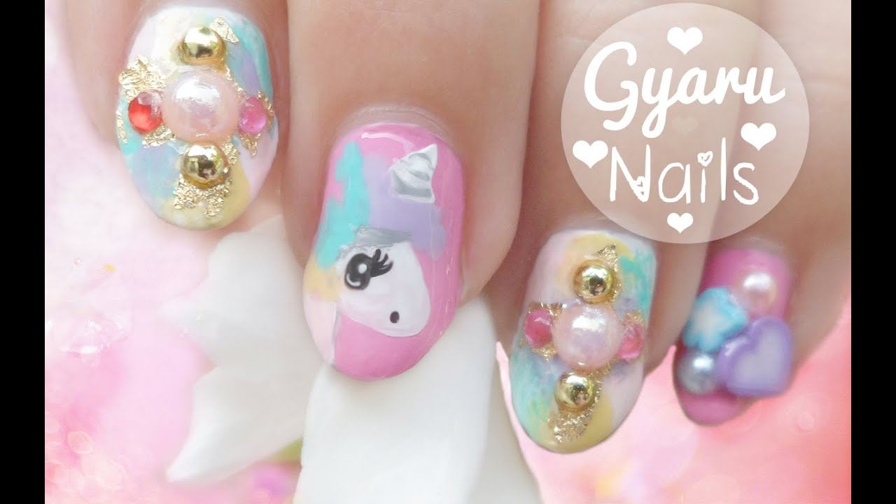 About Nail Polish Unicorns To Bend Light