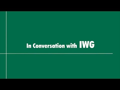In Conversation with IWG