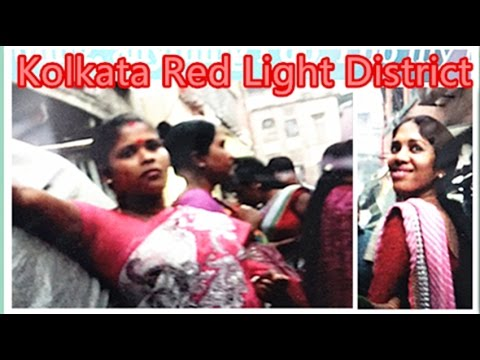 Kolkata Sonagachi Red Light District, Visit India 34