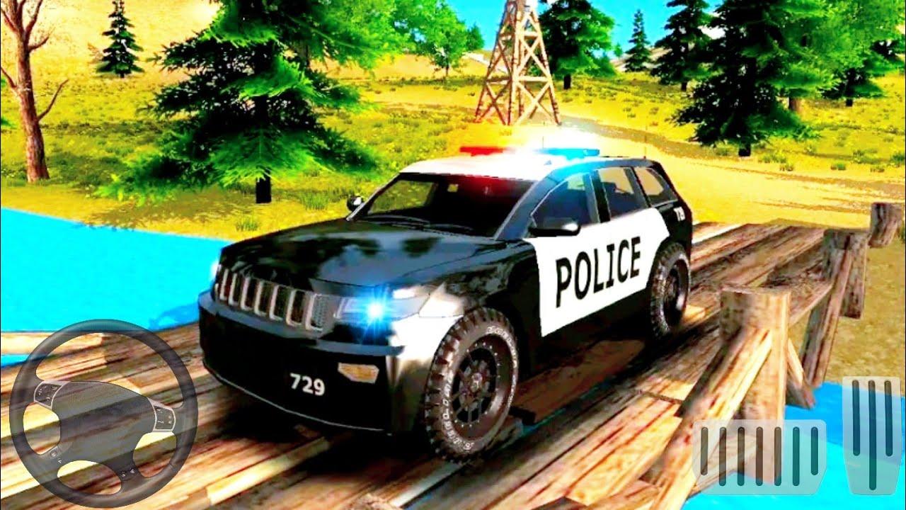 Download jeu de voiture de police - jeux Android gratuit - course voiture 4x4