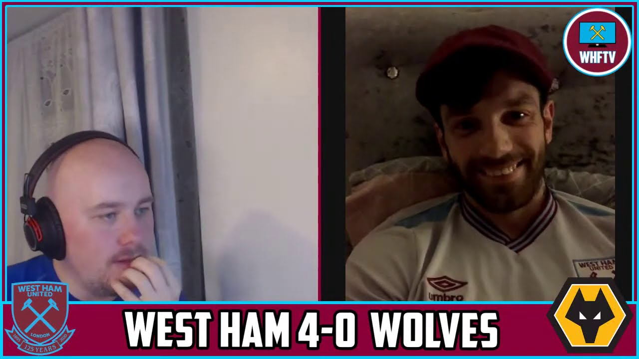 "Download West Ham 4-0 Wolves ""Jarrod Bowen Was Our Star Player!"""