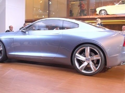 Car Tech - Volvo Concept C coupe