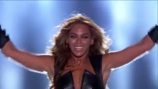 Super Bowl 50 - Halftime Show 2016 - Beyonce performance