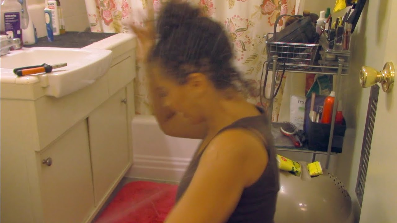 Funny Video: Toilet Water Sprayed In Face Fail