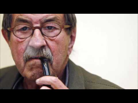 "Günter Grass - ""What Must Be Said"""