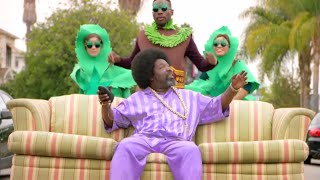 "Afroman Remixes ""Because I Got High"" In Support Of Marijuana Legalization"