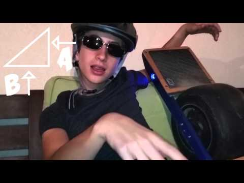 Greatest Pythagorean Theorem Rap video you're likely to ever see
