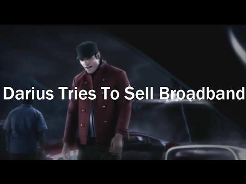 Darius Tries To Sell Broadband