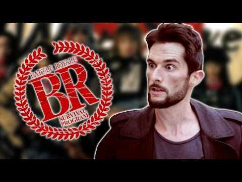 LE FOSSOYEUR DE FILMS #23 - Battle Royale 2